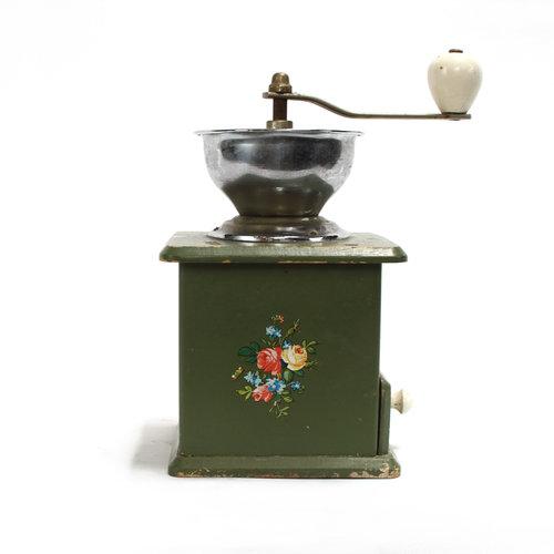 Treasures of Ojai Coffee Grinder