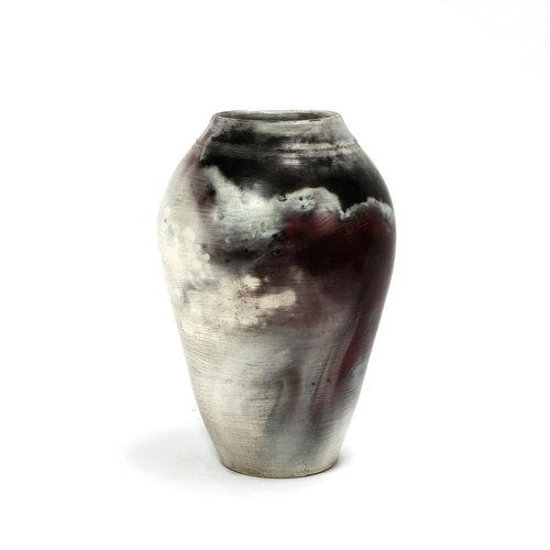 * Burnished Vase