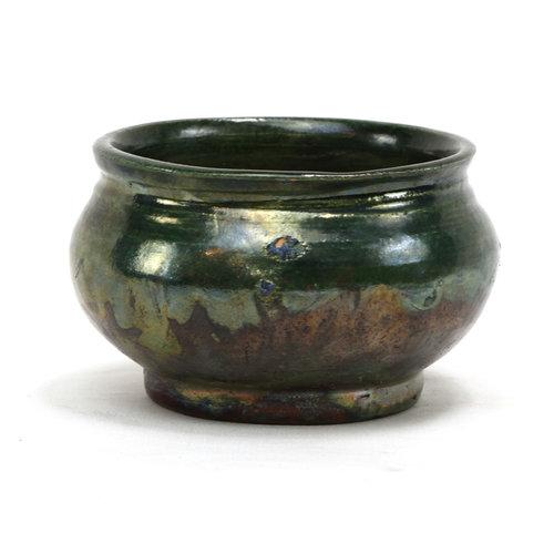 * Small Raku Bowl