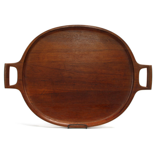 Treasures of Ojai Dansk Quistgaard Teak Serving Tray