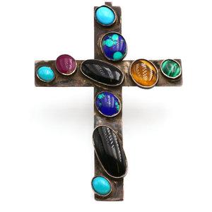Treasures of Ojai Cross with Multi Cabs