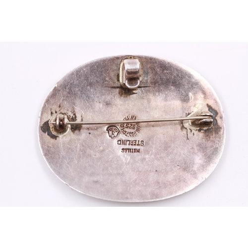 * Mexican Metales Casado .925 Nestor Taxco Pin