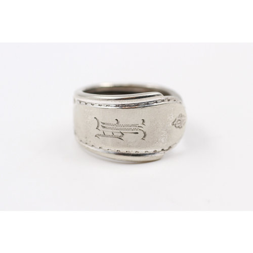 * Spoon Ring (8.5)
