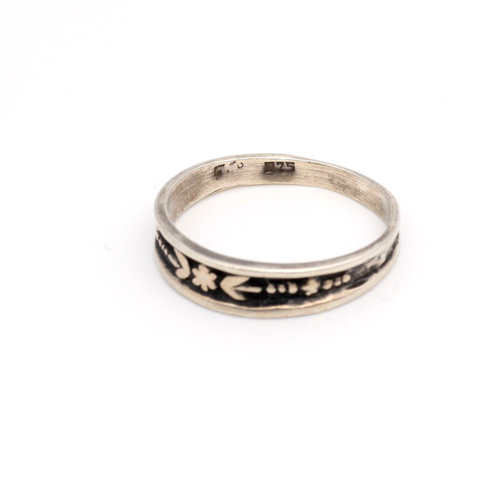 * Tribal Sterling Band (8)