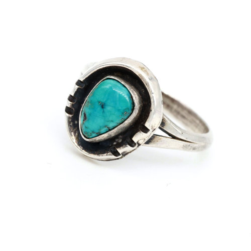 * Southwestern Style Sterling & Turquoise (7)