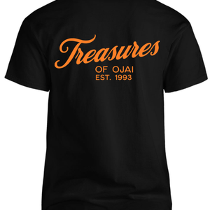 Black Treasures of Ojai Logo T