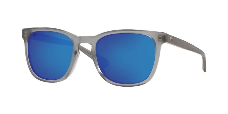 Costa Costa Sullivan  230 Matte Gray Crystal w/Blue Mirror 580G