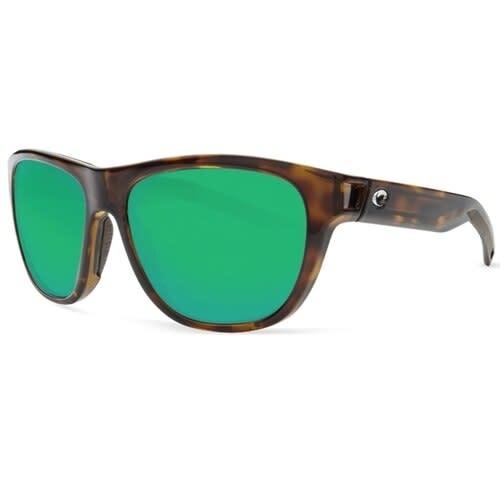 Costa Costa Bayside Shiny Tortoise Green Mirror 580G