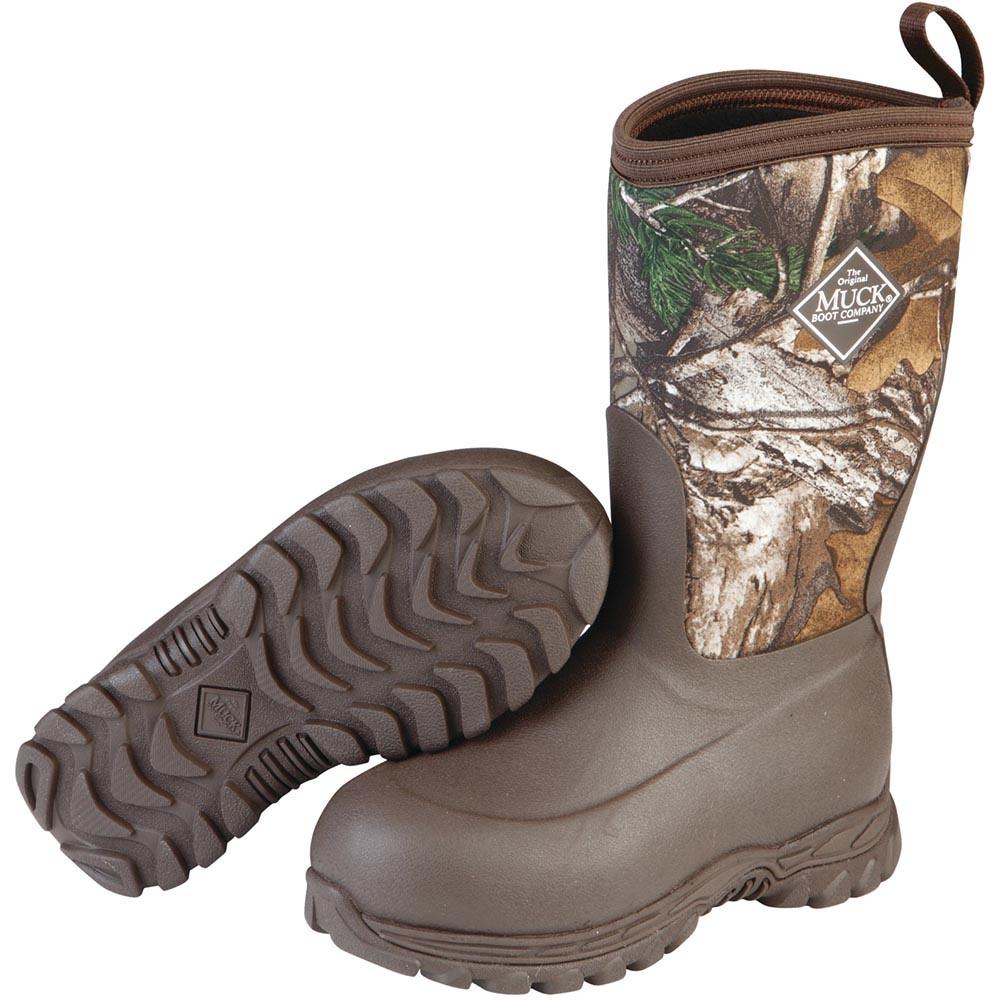 Muck Muck Kid's Rugged II Outdoor Winter Boot