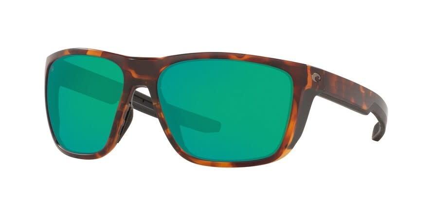 Costa Costa Ferg Matte Tortoise w/ Green Mirror 580G Lens FRG 191 OGMGLP