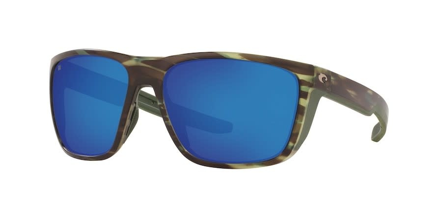 Costa Costa Ferg 253 Matte Reef Blue Mirror 580G Lens
