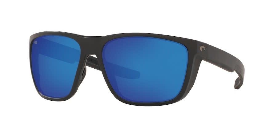Costa Costa Ferg XL 11 Matte Black Frame Blue Mirror 580G