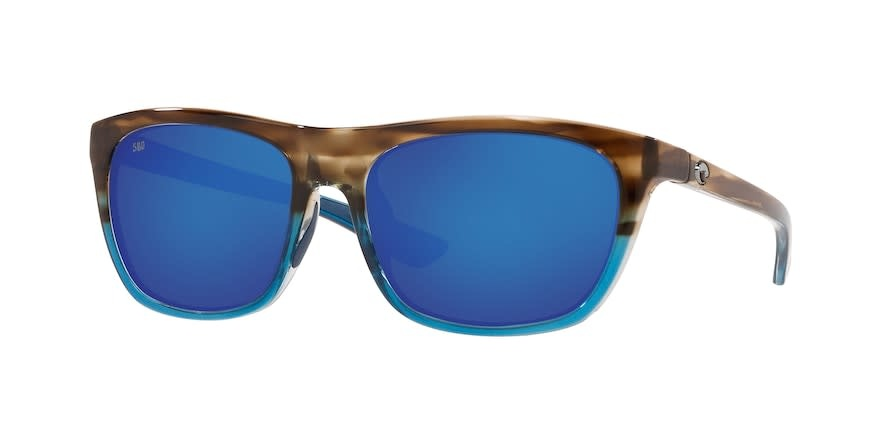 Costa Costa Cheeca  251 Shiny Wahoo Frame Blue Mirror 580G
