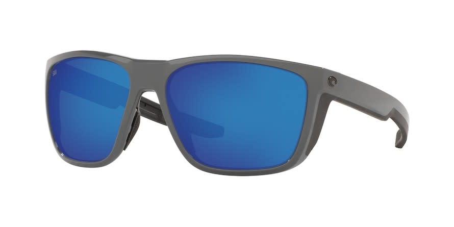 Costa Costa Ferg XL Shiny Gray Frame Blue Mirror 580G