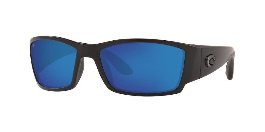 Costa Costa Corbina 01 Blackout Frame w/ Blue Mirror 580G