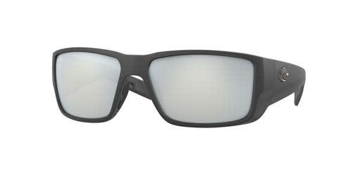 Costa Costa Blackfin Pro 11 Matte Black Gray Silver Mirror 580G