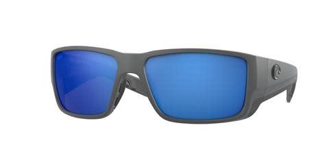 Costa Costa Blackfin Pro 98 Matte Gray Blue Mirror 580G