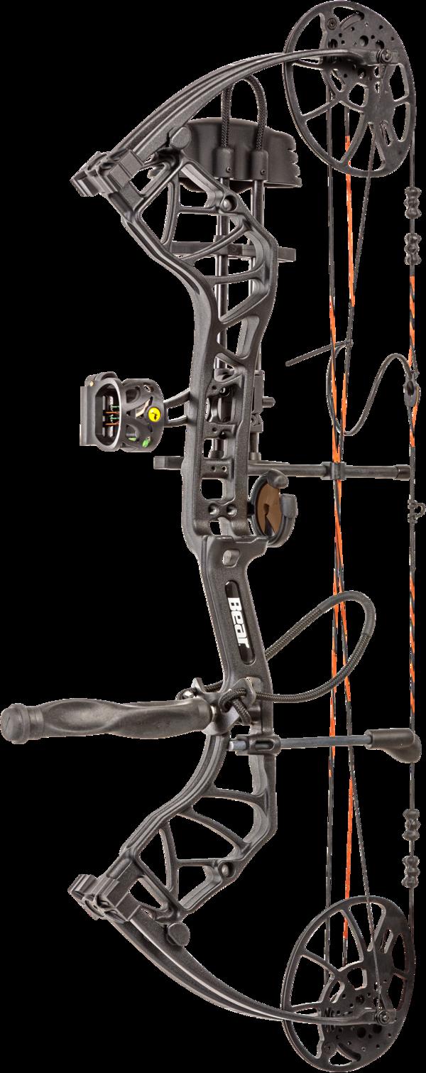 Bear Archery FRED BEAR LEGIT RTH EXTRA PACKAGE SHADOW 10-70 LBS. RH