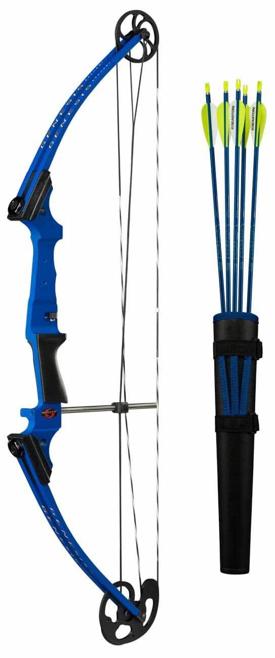 Genesis Genesis Bow Set Blue LH