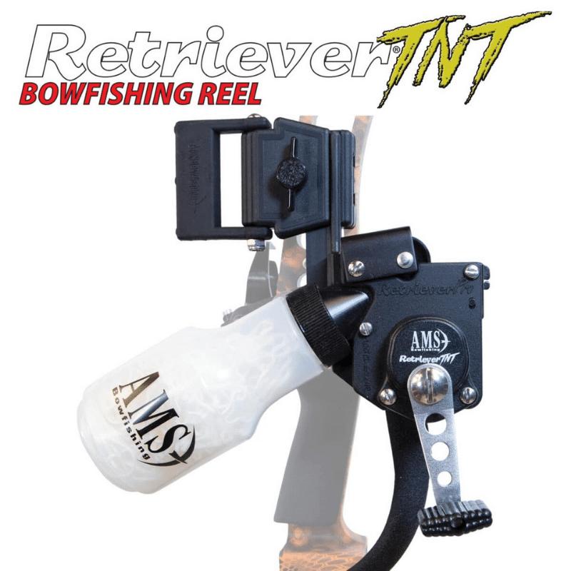 AMS AMS Retriever Pro TNT Reel RH, 610R 350lb, 610-TNT13-RH
