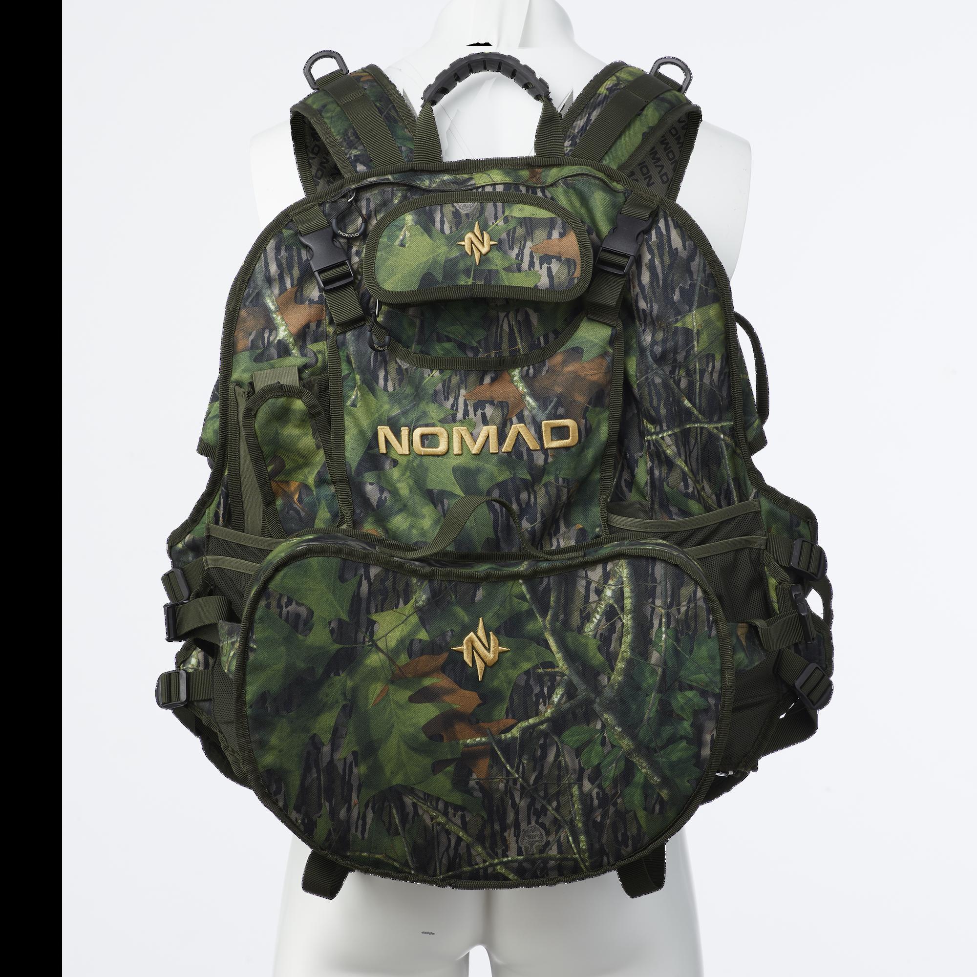 Nomad Nomad Killin' Time Turkey Vest in MO Bottomland