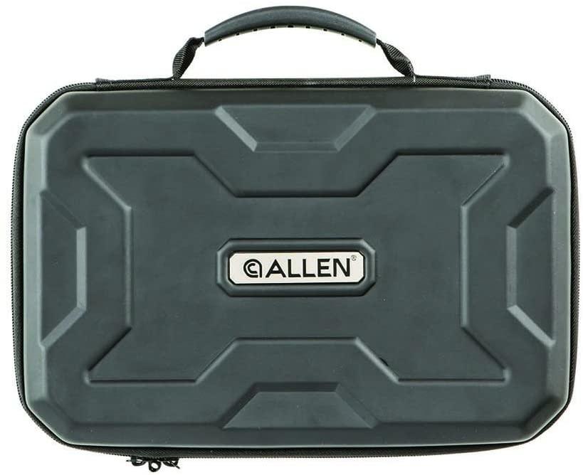 Allen Allen 82-12 Exo Handgun Case 12In Black