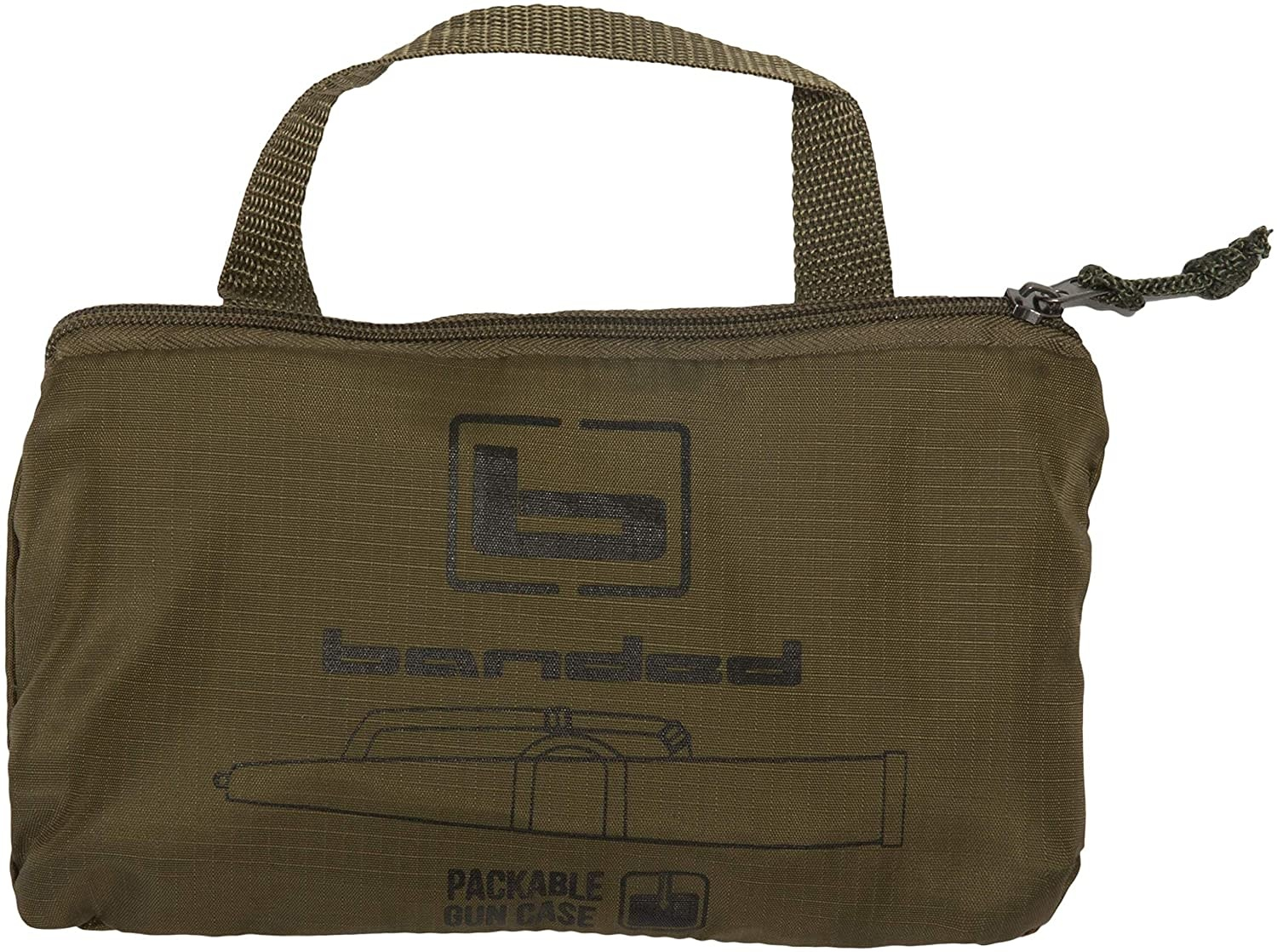 Banded Banded Packable Gun Case Bottomland
