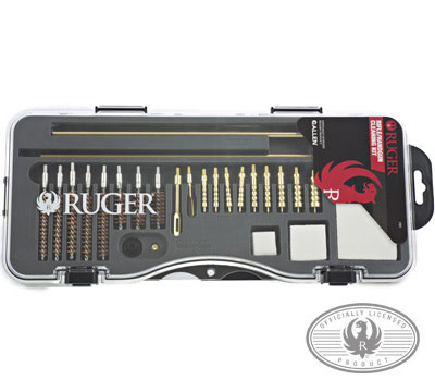 Allen Allen Cases Ruger Universal Gun Cleaning Kit .22 - .45