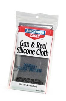 Birchwood Casey Birchwood Casey Gun & Reel Silicone Cloth