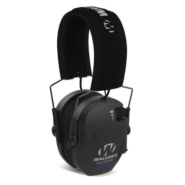 Walker's Walkers Razor X-TRM Muffs Electronic Ear Protection Black