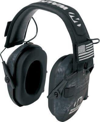 Walker's Walker's Digital Razor PRO Electronic Earmuffs NRR 23dB, Black
