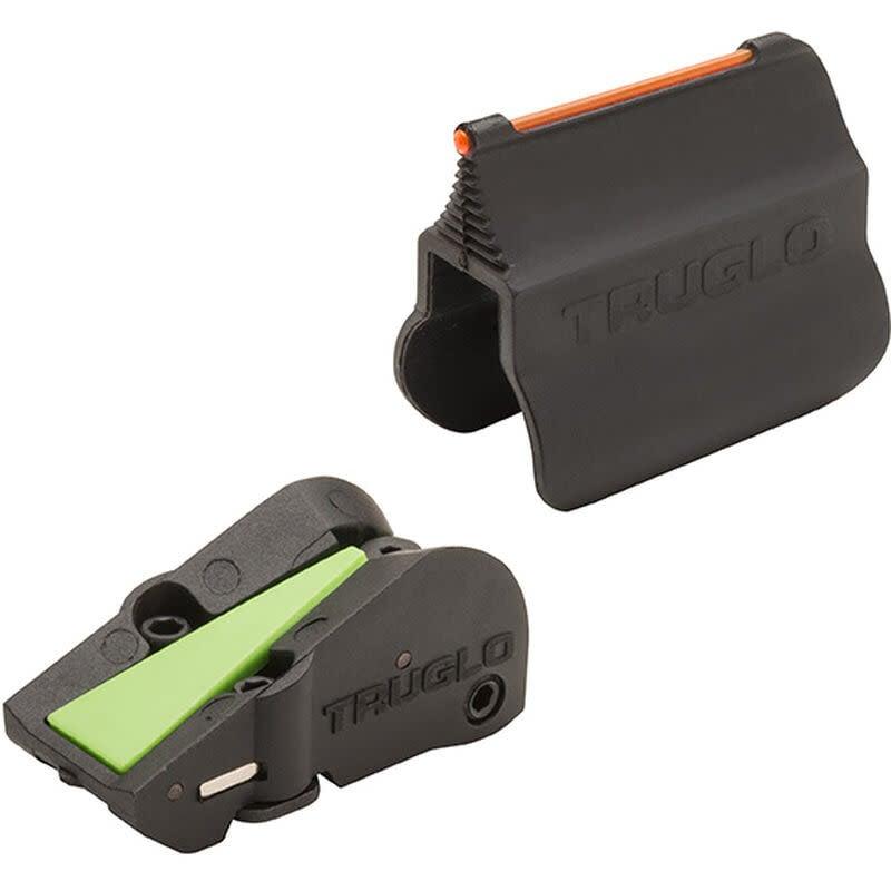TruGlo Truglo - F.A.S.T. Universal Shotgun Sights, Most Vent Rib Shotguns