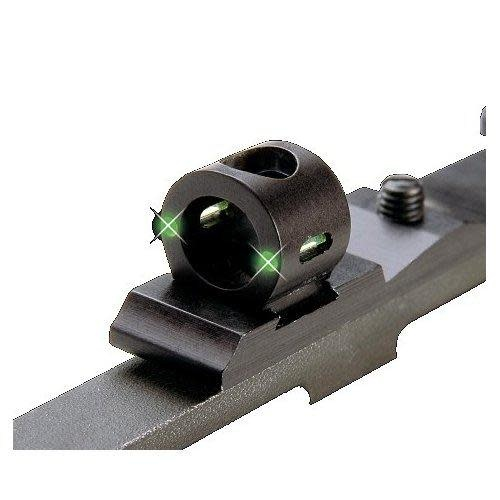 TruGlo Truglo - Tru-Bead Turkey Extreme Universal Shotgun Sight, Dual-Color, with Rear Ghost Ring