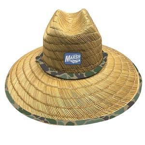 Marshwear Marshwear Sunrise Marsh Straw Hat in Natural