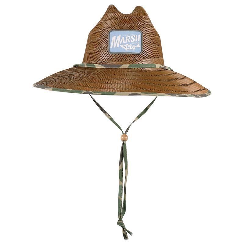 Marshwear Marshwear Sunrise Marsh Straw Hat in Brown