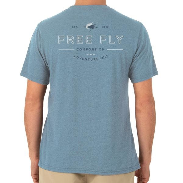 Free Fly Free Fly Homegrown Tee