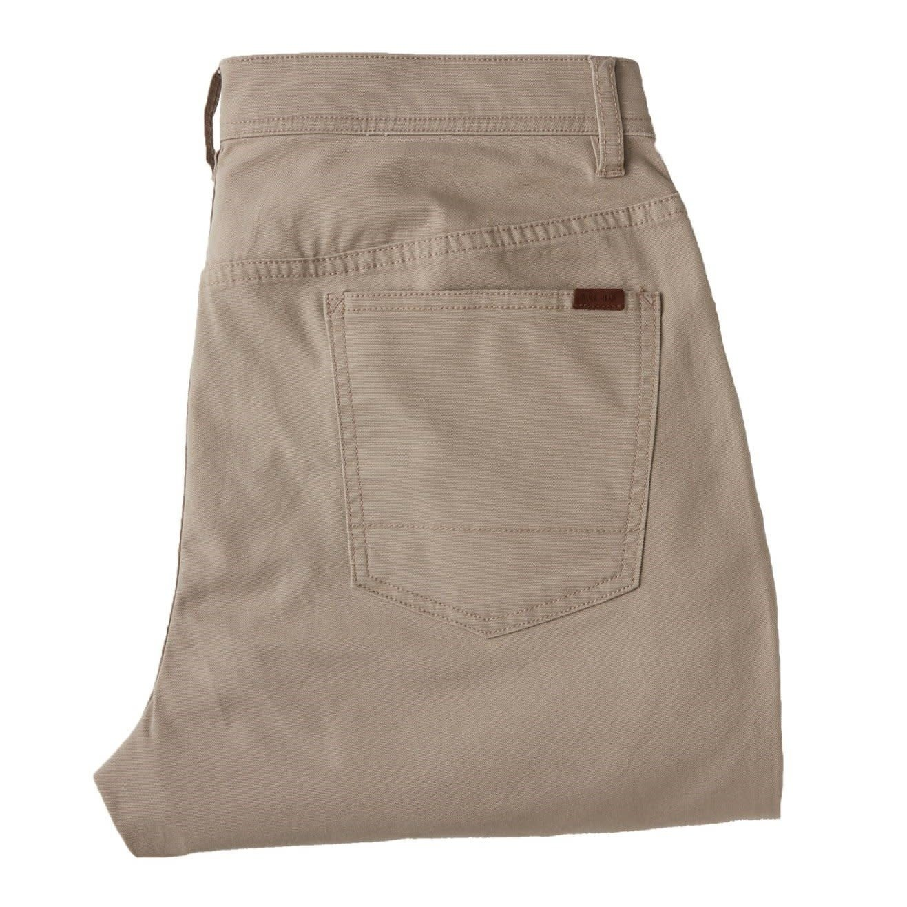 Duck Head Duck Head 5-Pocket Pinpoint Canvas Pant