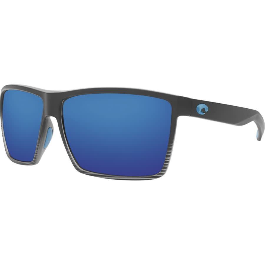 Costa Costa Rincon MT Smoke Crystal Fade Frame w/ Blue Mirror 580G Lens