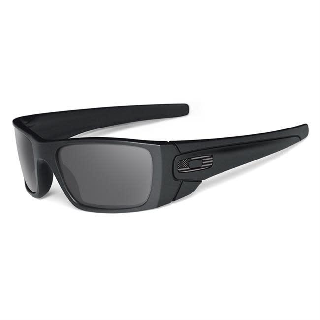 Oakley Oakley Gascan Matte Black w/ Prizm Black Polarized Glasses