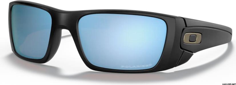 Oakley Oakley Fuel Cell Matte Black w/ Prizm Deep Water Polarized Glasses
