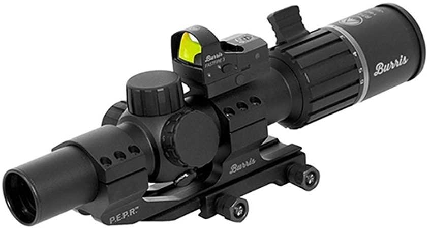 Burris Burris RT6 1-6x24mm Ball AR 6x illum Matte w/ FF