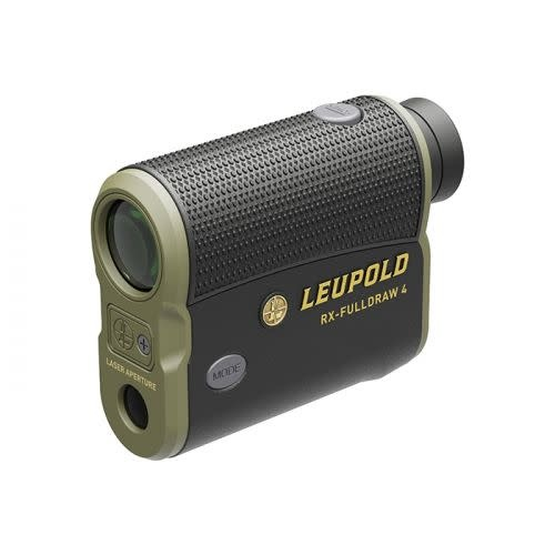 Leupold Leupold RX-Fulldraw 4 with DNA Laser Rangefinder OLED Green