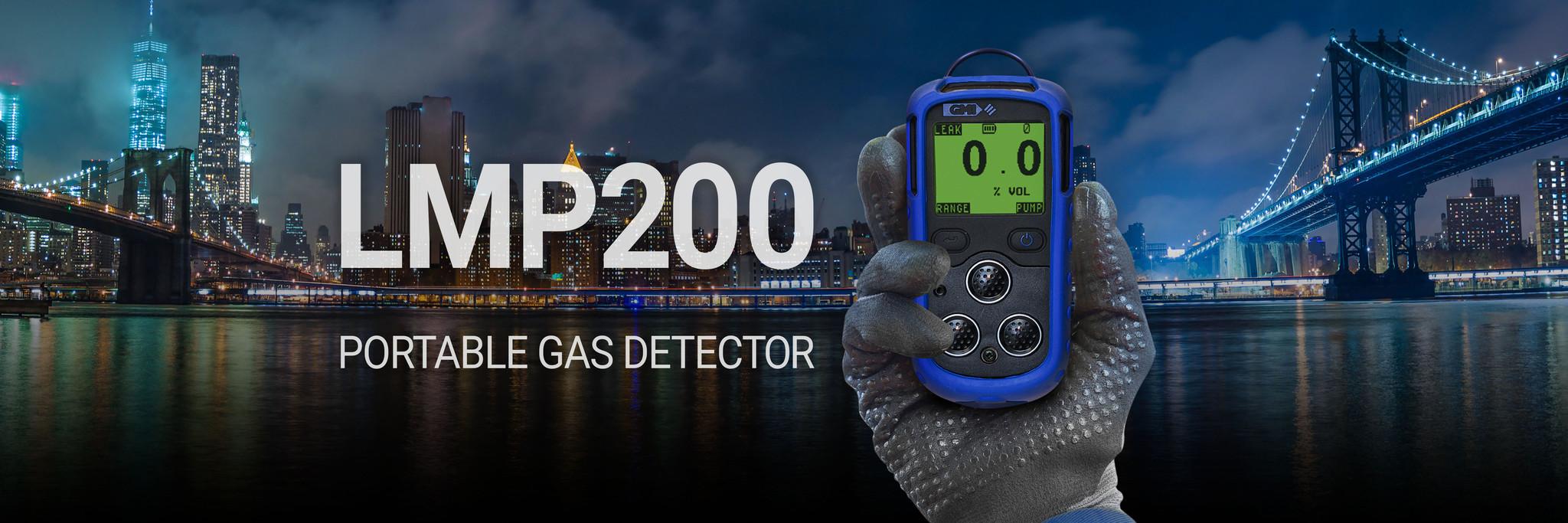 LMP200 Gas Detector