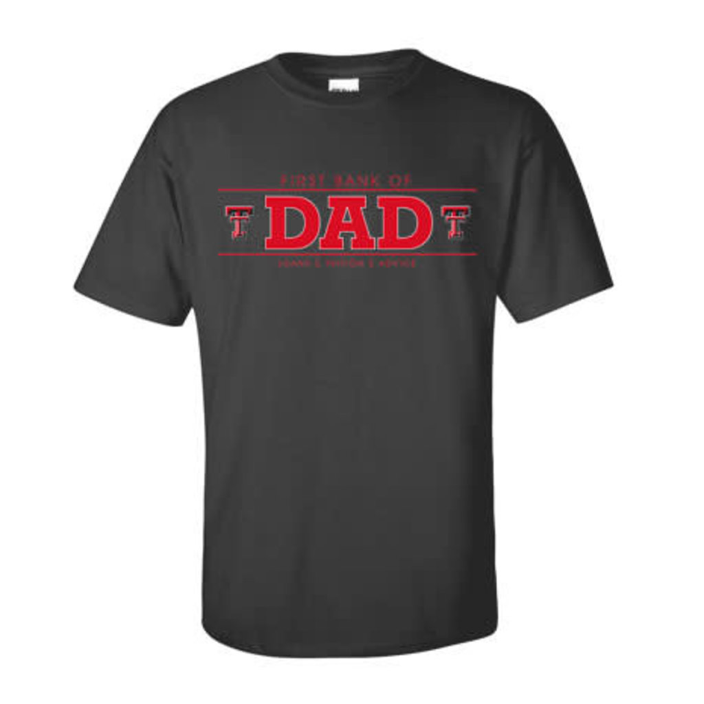 First Bank of Dad Short Sleeve T-Shirt