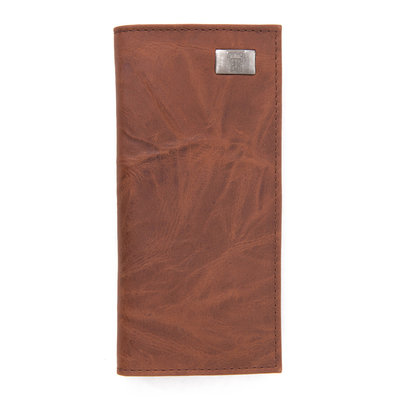 Brandish Secretary Wallet Brown