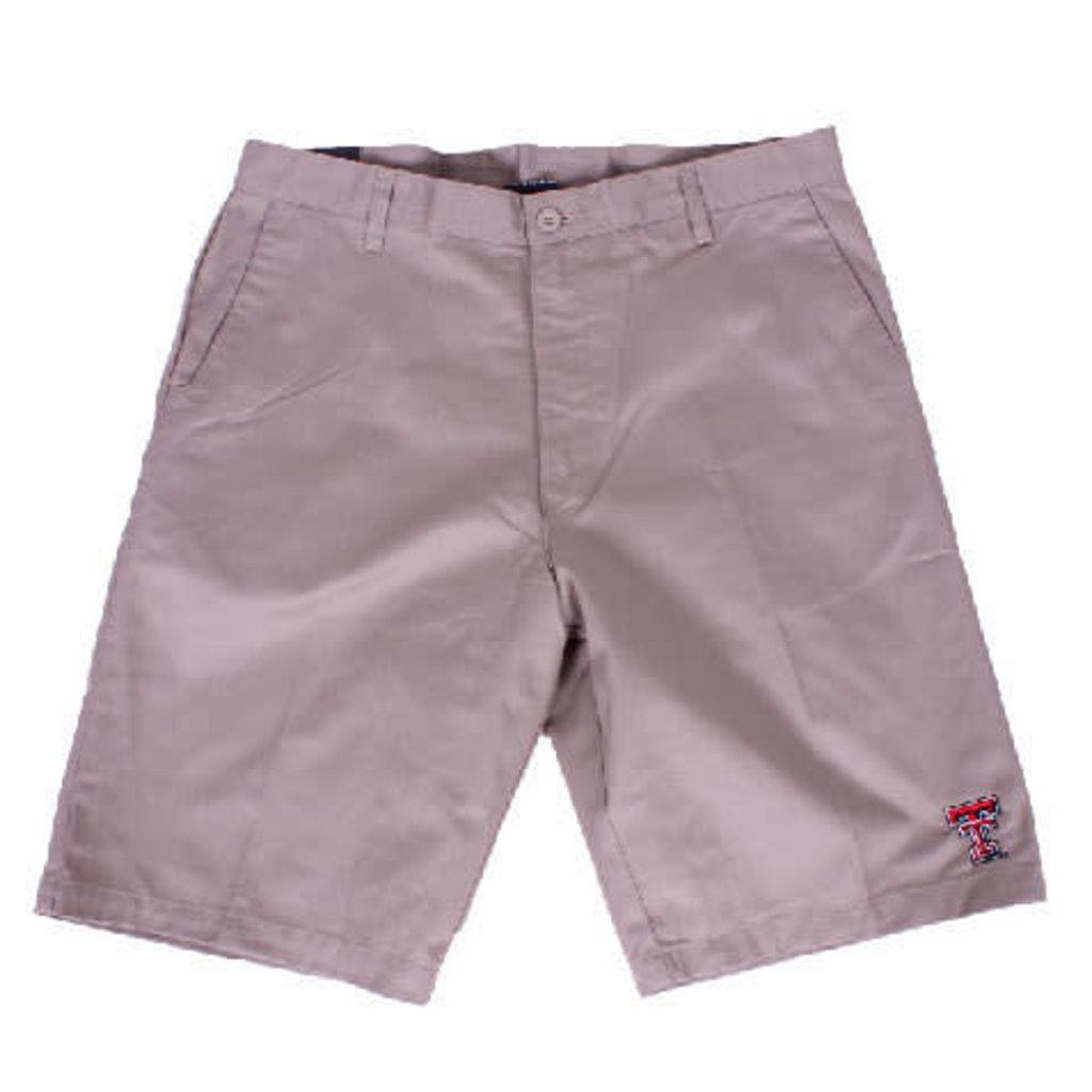 Burnside Double T Khaki Shorts
