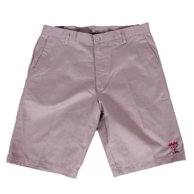 Burnside Double T Khaki Shorts
