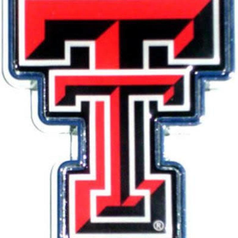 Auto Emblem Color Double T