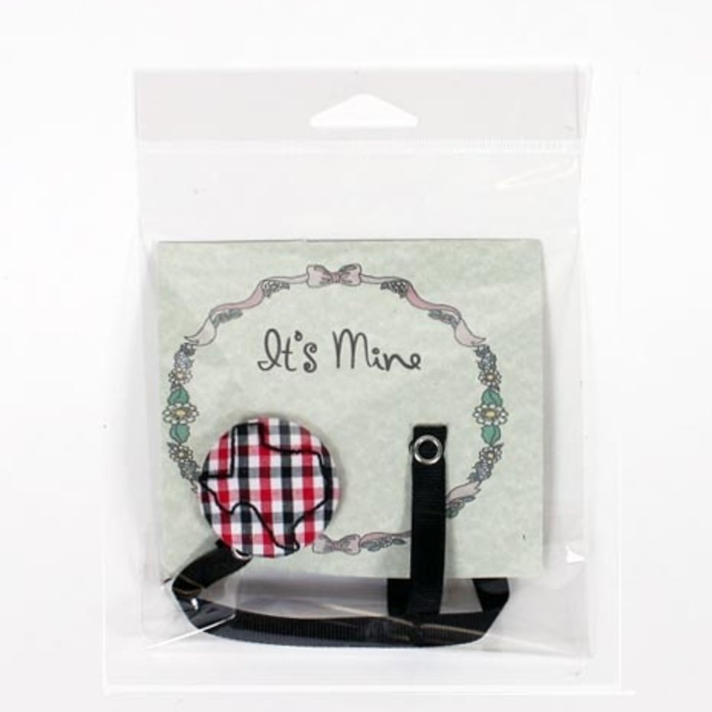 Big Button Paci Clips