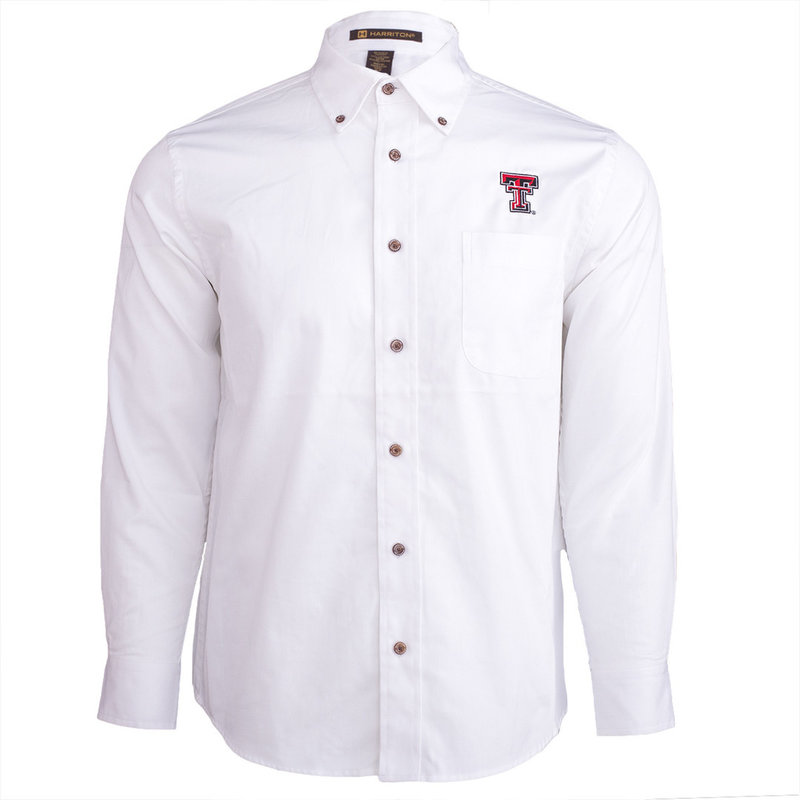 Harriton Double-T Dress Shirt